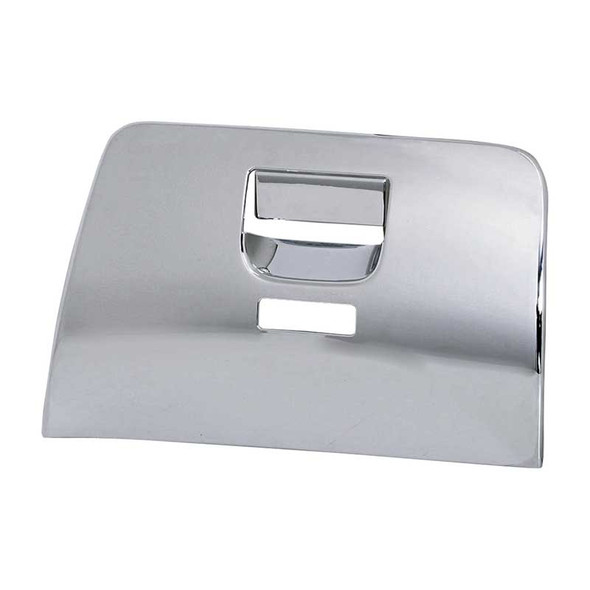 Freightliner Cascadia Chrome Plastic Glove Box Cover By Grand General