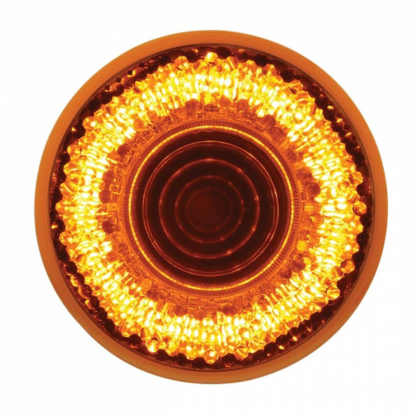"""2"""" Round Mirage LED Clearance Marker Light - Close Up"""