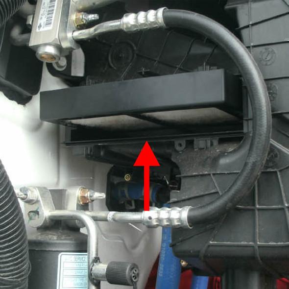 Kenworth T680 and Peterbilt 567 579 Cabin Air Filter 2012+ X1987001 - Arrow