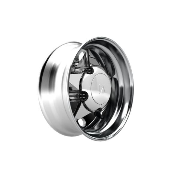 Nova Series Chrome Rear Axle Wheel Cover