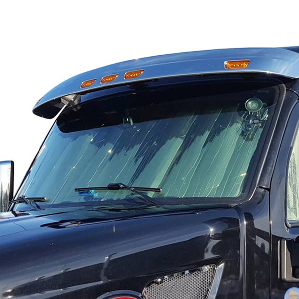 International Window Cover - Front Windshield Cover
