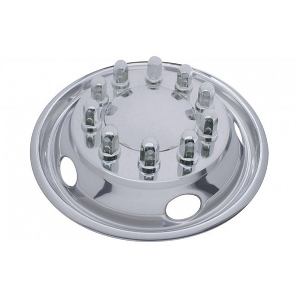 Stainless Steel Front Wheel Simulator 22.5 Hub Piloted With 5 Hand Holes