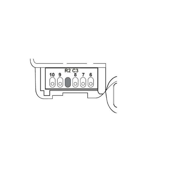 Heavy Duty International Door Lock Actuator 2611234-C1 3542606-C1 Diagram