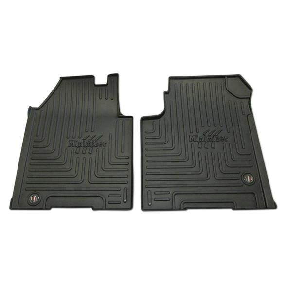 Western Star 5700EX 4900 SB/SF 4700 SB/SF w/o Electrical Tray 2016-2020 Minimizer Floor Mat