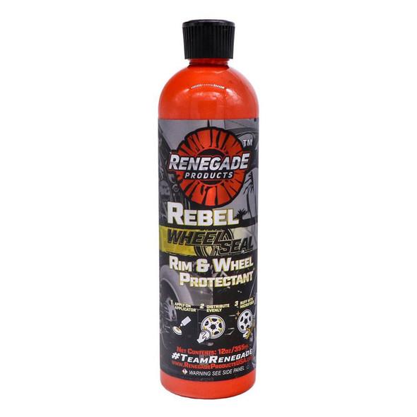 Renegade Rebel Wheel Seal Rim And Wheel Protectant 12oz