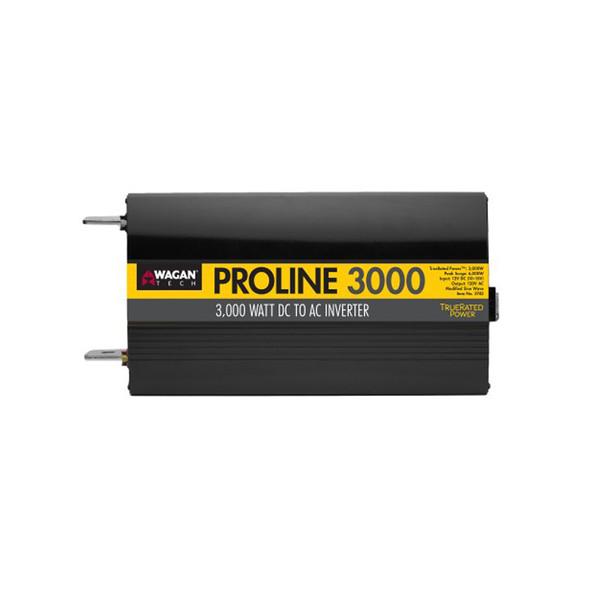 AC Power Inverter 3000 Watt With Remote Side