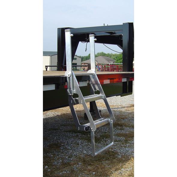 Drop Deck Trucker Ladder