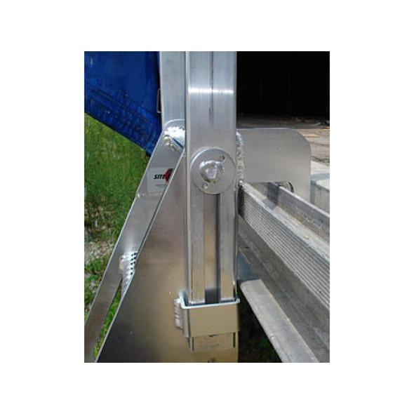 Roll Tarp Trucker Ladder Hooks