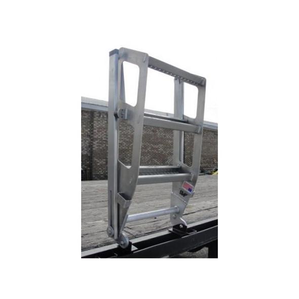 Utility Trucker Ladder Folded