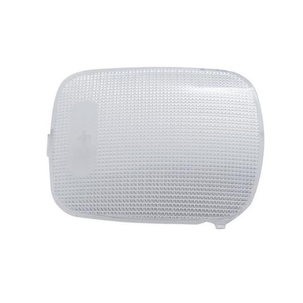 Peterbilt Rectangular Dome Light Lens Clear