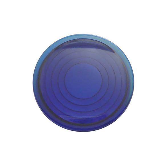 Peterbilt Round Dome Light Lens Blue