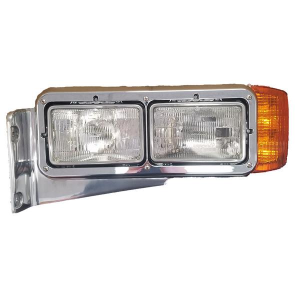 Peterbilt 379 Headlight Assembly