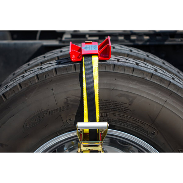 TruckClaws Heavy Duty Traction Aid Close Up Strap