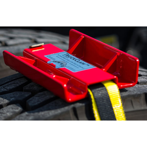 TruckClaws Heavy Duty Traction Aid Close up