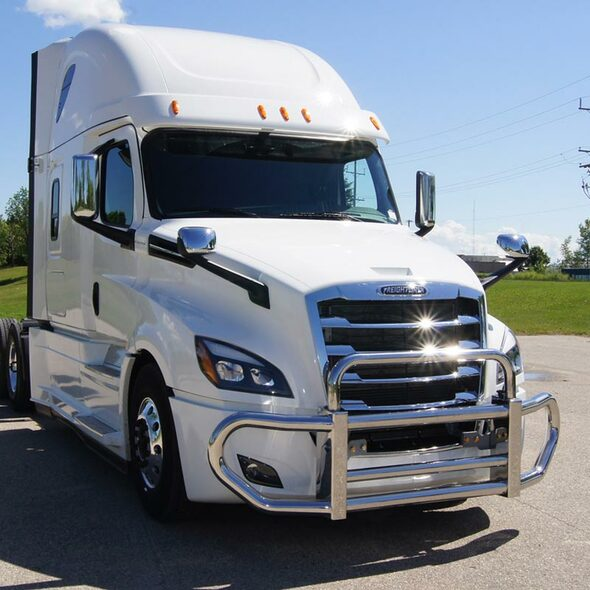 Freightliner Cascadia 126 Herd 200 Series 2018+ On Truck