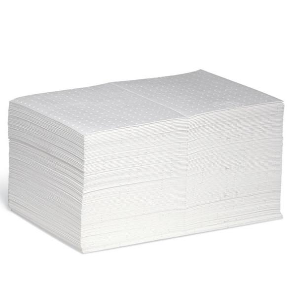 PIG Oil Only Absorbent 100 Sheet Mat Pad