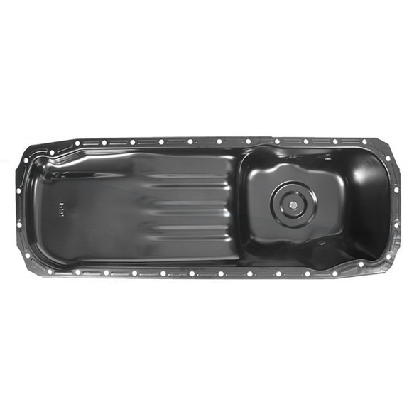 Replacement Engine Oil Pan For Cummins Top View