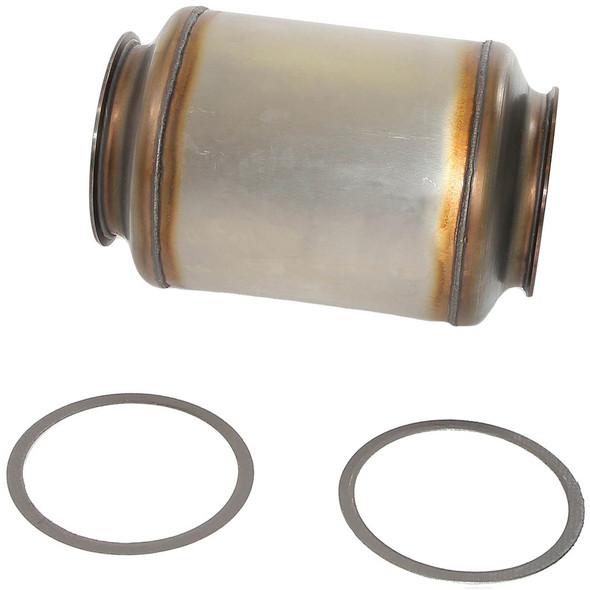 Diesel Particulate Filter For International MaxxForce Side