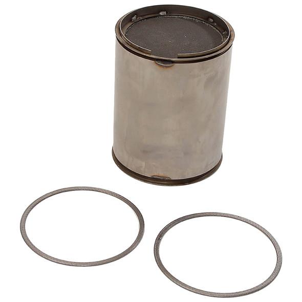 Diesel Particulate Filter For Cummins ISB Top View