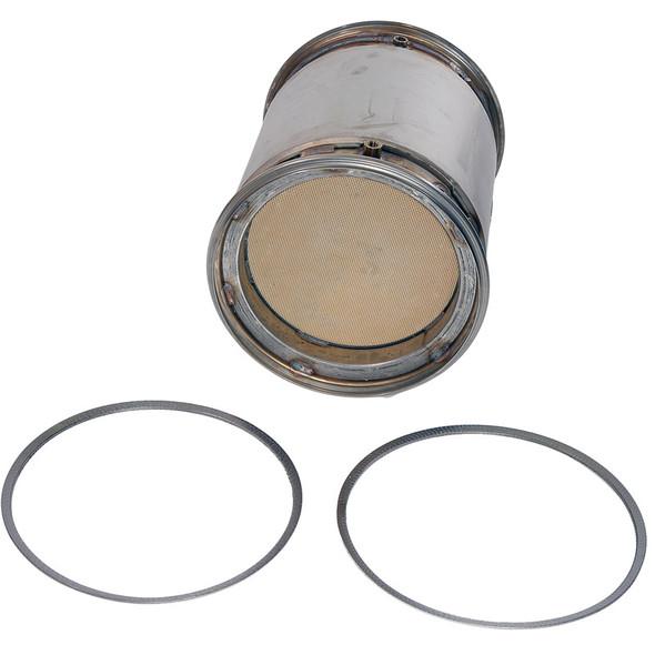 Cummins Diesel Particulate Filter 2888231NX 5303922NX Angle