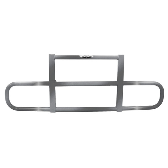 Freightliner Century 2x3 Bar Rig Guard Bumper Grill Guard - Brushed Finish