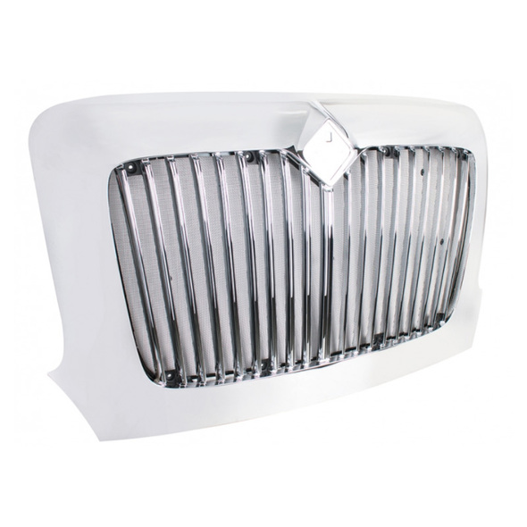 International Transtar Chrome Grill With Bug Screen Included