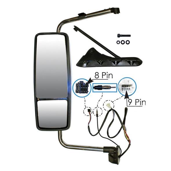International ProStar Heated Mirror Assembly - Hardware