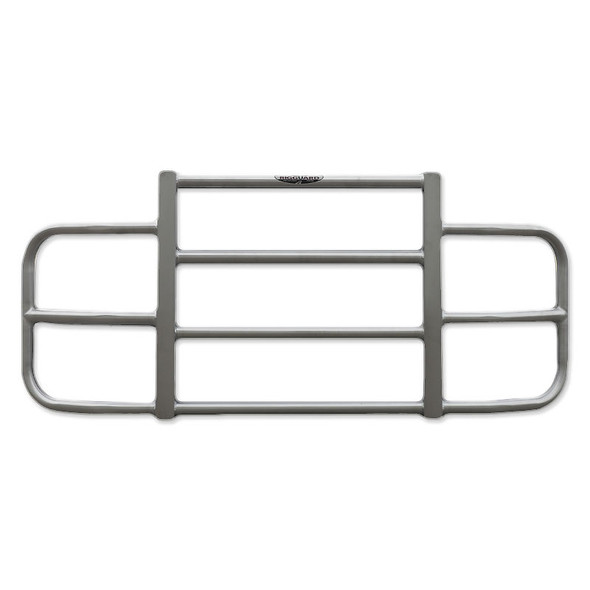 Freightliner Century Full Bar Rig Guard Bumper Grill Guard - Brushed Finish