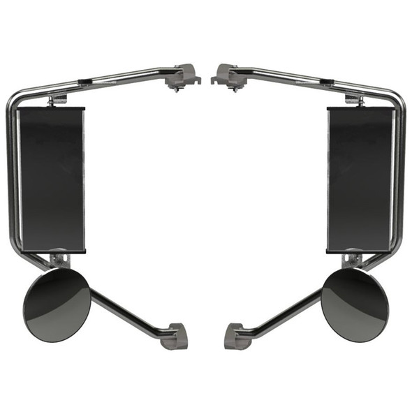 Mack CH Granite Pinnacle Vision Mirror Assembly - Complete Set