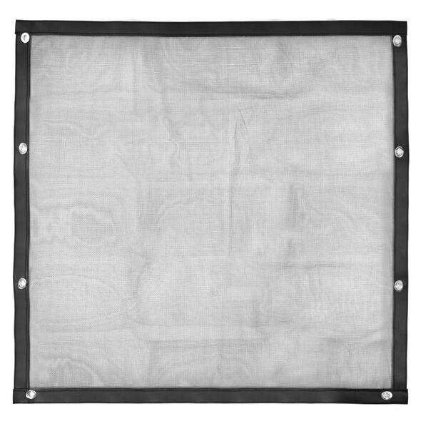 Peterbilt 379 Long Hood Bug Screen By Robert James Front View