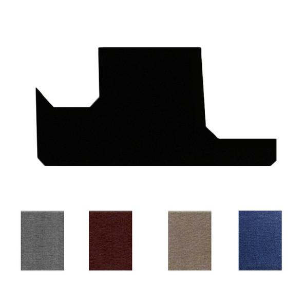 """Peterbilt 379 70"""" Ultra Sleeper Carpet Replacement"""