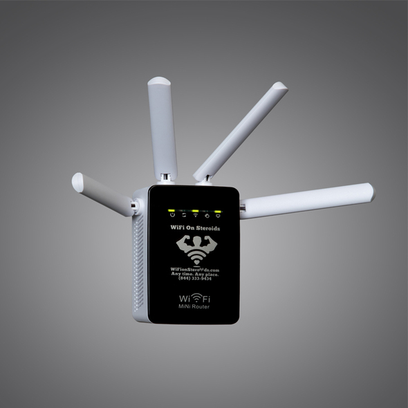 Wifi On Steroids Gen X Phone/JET Pack Hot Spot Booster - Default