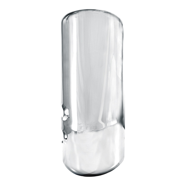Kenworth T600 T660 Chrome Mirror Covers Left Side
