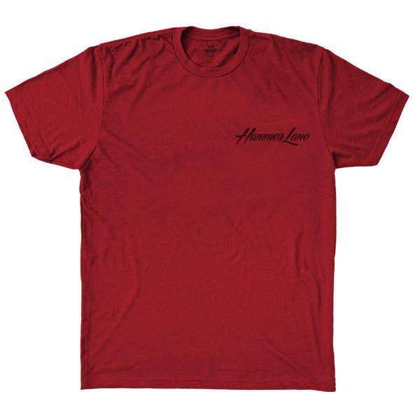 Outlaw Hammer Lane Short Sleeve T-Shirt Front