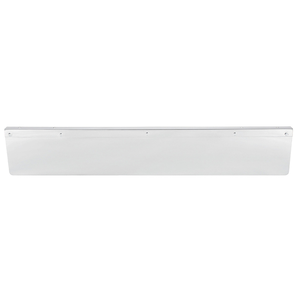 Universal Stainless Steel License Plate Holder 36 x 6