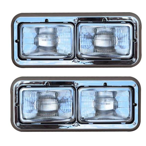 Kenworth T800 Headlight Assembly