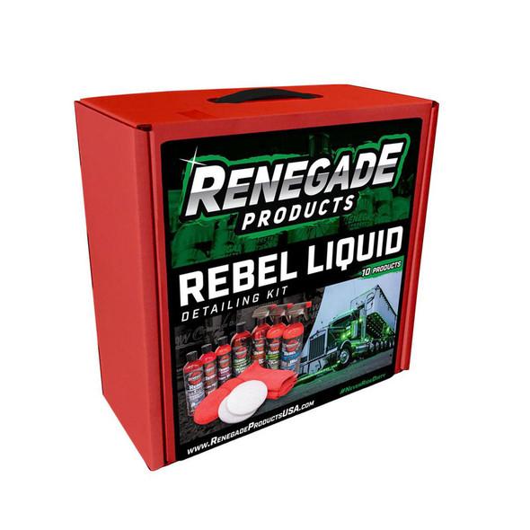 Renegade Rebel Liquid Detailing Kit