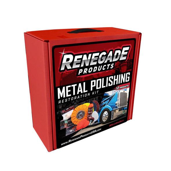 Renegade Metal Polishing/Big Rig Restoration Kit