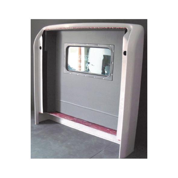 Fiberglass Kenworth Aero Cab Extended Day Cab Conversion Kit