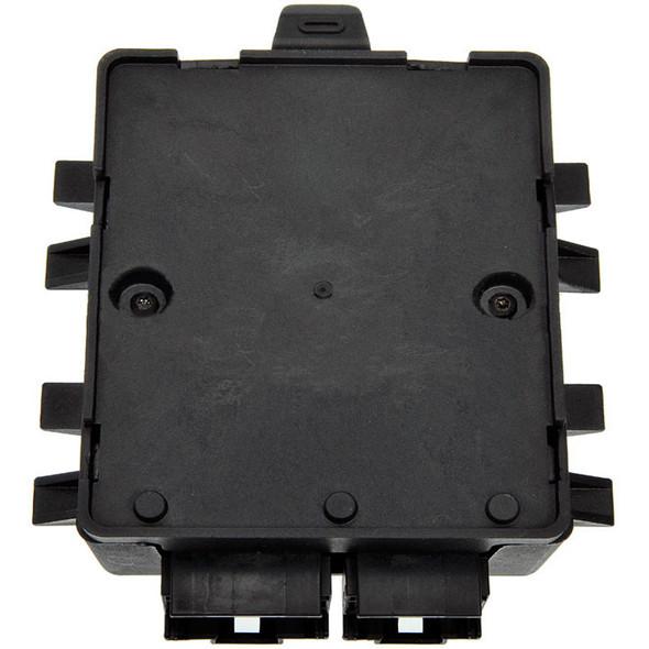 Driver Door Control Module Back View