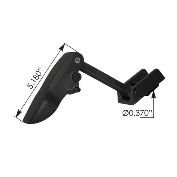 Kenworth T880 Hood Latch L56-6048 Measurements