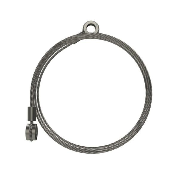 Peterbilt 384 388 389 Hood Cable L92-6017-1065