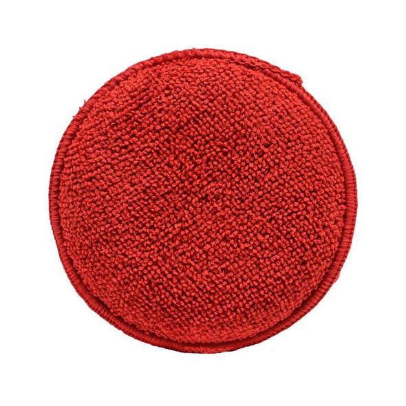 Premium Microfiber Round Pad Single