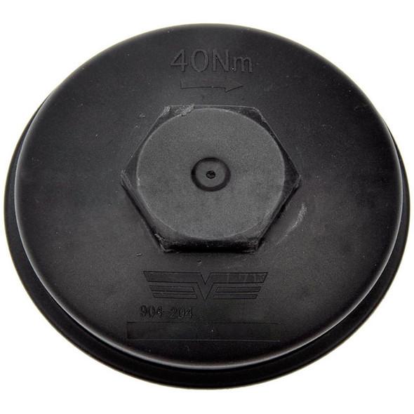 Fuel Filter Cap And Gasket Top