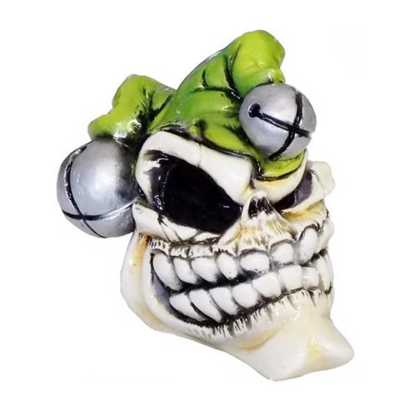 Green Jester Shift Knob Kit