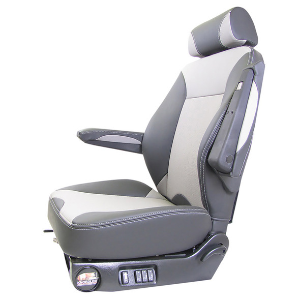 Extreme Low Rider Midback Truck Seat By Knoedler