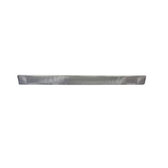 Peterbilt 379 Grill Surround Trim Chrome Plated Steel Extended Hood Bottom