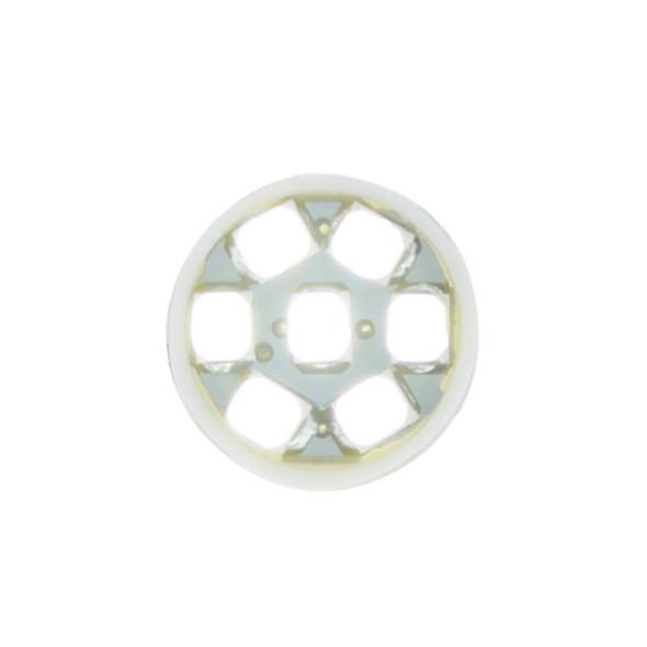 7 White LED 912, & 921 Socket Bulb On