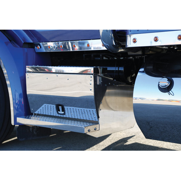 Peterbilt 567 Battery Box Cover By Roadworks 1