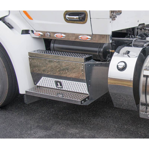 Peterbilt 567 Battery Box Cover By Roadworks